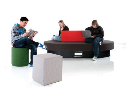 Bounty Bligh Fletcher Orangebox Educational Furniture