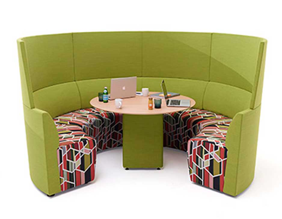 Away From The Desk - Orangebox | Reception & Soft Seating | Office
