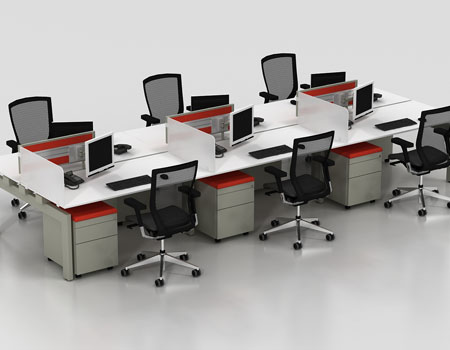 Charmant Platform   Techo | Bench Desks | Desking | Space Office Systems   Office  Furniture London