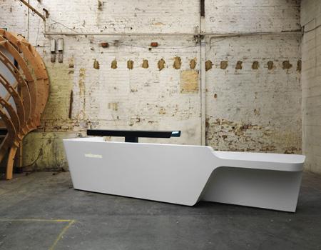Mono Isomi Reception Desks Reception Space Office