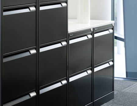office storage space. filing cabinets bisley metal units storage space office systems furniture london